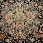 Oriental-Rug-Hand-Tied-Blue-and-Tan-8-x-10-12-194131336056-3
