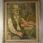 Original-Impressionistic-Oil-Fiddle-Violin-Player-265014250146
