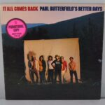 Paul-Butterfields-Better-Days-It-All-Comes-Back-White-Label-Promo-Rock-192055356306