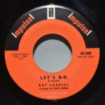 Pop-Ray-Charles-45RPM-Impulse-Records-Lets-GoOne-Mint-Julep-N-Mint-Old-Stock-263786970816-3