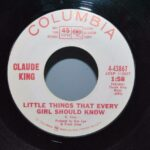ROCKABILLY-PROMO-45RPM-BY-CLAUDE-KING-THE-RIGHT-PLACE-AT-THE-RIGHT-TIME-COLUMBIA-192054507416-4