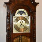 Sligh-Mahogany-Grandfathers-Clock-0214-2-W-I-Moon-Phase-Dial-193400319376-3