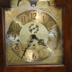 Sligh-Mahogany-Grandfathers-Clock-0214-2-W-I-Moon-Phase-Dial-193400319376-5