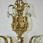 Vintage-36-Sixteen-Light-Bronze-and-Crystal-Chandelier-193655319026-2