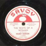 Wilbert-Harrison-Promo-78-RB-White-Label-Savoy-1138A-10-The-Ways-Of-A-Woman-262715974186-2