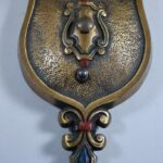 Antique-Brass-Spanish-Style-Wall-Sconce-Circa-1920s-USA-194035767527-3