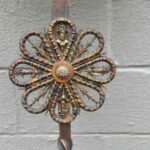 Antique-Gothic-Revival-Brass-Large-Scale-Wall-Sconce-Circa-1910-1920s-52-193407487537-3