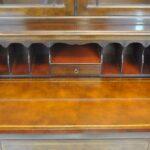 Baker-Furniture-Breakfront-Burled-Mahogany-Banded-Inlay-Circa-1940s-193367584177-6