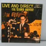Cal-Tjader-Quintet-Live-And-Direct-Red-Vinyl-Mono-1959-Fantasy-Records-3315-Jazz-192019526177