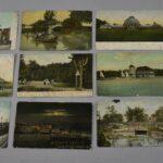Eleven-Antique-Postcards-Early-1900s-Detroit-Michigan-Masonic-Temple-192944077907
