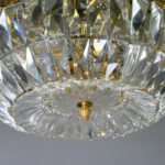 French-Basket-Form-Crystal-Chandelier-with-Brass-Frame-191638076367-4