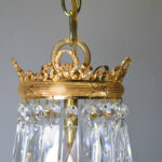 French-Basket-Form-Crystal-Chandelier-with-Brass-Frame-191638076367-7