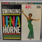 JAZZ-LP-SWINGING-LENA-HORNE-CORONET-RECORDS-CXS165-262773700617