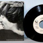 John-Lennon-Just-Like-Starting-Over-45-Geffen-1980-N-MINT-263251477137