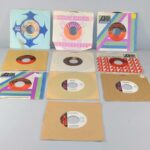 LOT-OF-10-FUNK-SOUL-MOTOWN-45RPM-ISLEY-BROTHERS-ARETHA-FRANKLIN-ISAAC-HAYES-191881217207