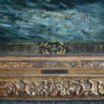 Oil-On-Canvas-Seascape-Carlton-T-Chapman-War-Ship-Rochambeau-Newport-193129596427-2