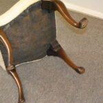 Pair-Parsons-Arm-Chairs-Queen-Anne-Style-Legs-192767445597-5