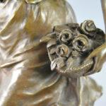 Victorian-Female-Bronze-of-Flower-Girl-S-Kingsburger-192041940887-4