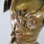 Victorian-Female-Bronze-of-Flower-Girl-S-Kingsburger-192041940887-5