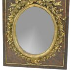 Victorian-Oval-Mirror-with-High-Relief-Floral-Detail-and-Central-Bow-193368864127