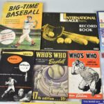 Vintage-Baseball-Ted-Williams-Mickey-Mantle-Score-Book-Whos-Who-193849759907-2