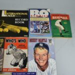 Vintage-Baseball-Ted-Williams-Mickey-Mantle-Score-Book-Whos-Who-193849759907-3