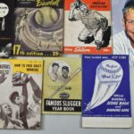 Vintage-Baseball-Ted-Williams-Mickey-Mantle-Score-Book-Whos-Who-193849759907-4