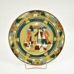 Antique-Buffalo-Pottery-Deldare-Ware-AWade-Ye-Olden-Times-1908-193854866238