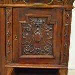 Antique-Renaissance-Revival-Walnut-Buffet-Carved-Details-Beveled-Glass-1890s-263359464358-6