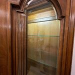 French-Regency-Style-Pecan-Double-Door-Bookcase-Cabinet-by-John-Widdicomb-262515857358-4