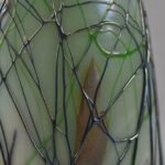 Iradized-Threaded-Art-Glass-Vase-Hanging-Hear-Pattern-264789509768-3