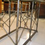 Iron-Base-With-68-Long-Black-Granite-Top-Console-Table-with-Paw-Feet-264656140888-5