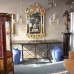 Iron-Base-With-68-Long-Black-Granite-Top-Console-Table-with-Paw-Feet-264656140888-9
