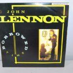 John-Lennon-Borrowed-Time-12-EP-w-Poster-Near-Mint-1984-Polygram-701-191817234168