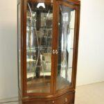Thomasville-Mahogany-Bogart-Collection-Curio-China-Display-Cabinet-Bel-Air-264931660138