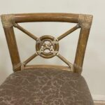 Three-McGuire-Target-Back-Bar-Stools-Bamboo-Brass-Foot-Rest-193942584878-2