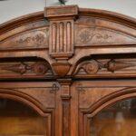 Victorian-Walnut-Two-Door-Bookcase-Circa-1880s-193579755178-7