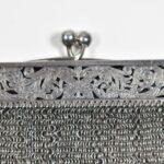 Vintage-800-Silver-Mesh-Ladies-Handbag-Purse-265072439478-2