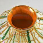 Vintage-Art-Glass-Shade-Heart-Vine-Brass-Fixture-Wall-Sconce-265132313568-4