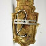 Vintage-Art-Glass-Shade-Heart-Vine-Brass-Fixture-Wall-Sconce-265132313568-6