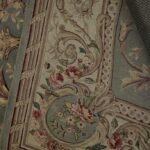 Vintage-Oriental-Area-Rug-9-x-12-Mint-Green-Room-Size-264821163848-10