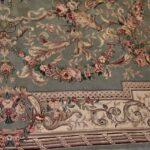 Vintage-Oriental-Area-Rug-9-x-12-Mint-Green-Room-Size-264821163848-2