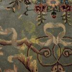 Vintage-Oriental-Area-Rug-9-x-12-Mint-Green-Room-Size-264821163848-7