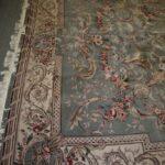 Vintage-Oriental-Area-Rug-9-x-12-Mint-Green-Room-Size-264821163848-8