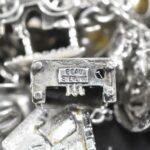 Vintage-Sterling-Silver-Bracelet-35-Charms-1392-Grams-Cuckoo-Clock-194160067308-11