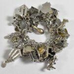Vintage-Sterling-Silver-Bracelet-35-Charms-1392-Grams-Cuckoo-Clock-194160067308