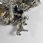 Vintage-Sterling-Silver-Bracelet-35-Charms-1392-Grams-Cuckoo-Clock-194160067308-2