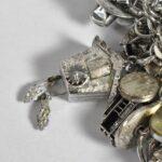 Vintage-Sterling-Silver-Bracelet-35-Charms-1392-Grams-Cuckoo-Clock-194160067308-7