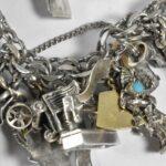 Vintage-Sterling-Silver-Bracelet-35-Charms-1392-Grams-Cuckoo-Clock-194160067308-8
