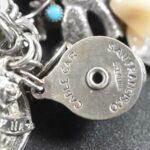 Vintage-Sterling-Silver-Bracelet-35-Charms-1392-Grams-Cuckoo-Clock-194160067308-9